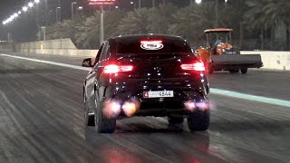 The most BRUTAL Mercedes-AMG GLE63 S COUPE in the WORLD!