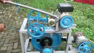 pembangkit listrik energi alternatif