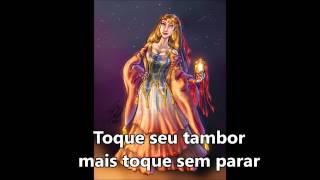 """Cigana do Pandeiro """"Vai girar"""" SUBTITULADO Y CON LETRA"""