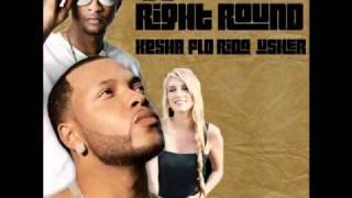 Flo Rida & Ke$ha vs Usher (DJ Got Us Fallin' Right Round) [The Production UK]