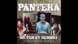 4)Pantera - Hollow -Driven By Demons Live (Rare)