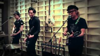 "The Yers - "" Go with the flow / Queens of the stone age Cover "" ( Studio Session Live ) HD"