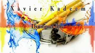 Free Happy Piano Background Music | Drummer Boy - Xavier Kadeem