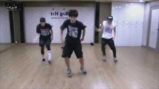 BTS Dance break Practice (mirror) HD