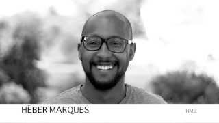 "Heber Marques ""A Arte para mim..."""