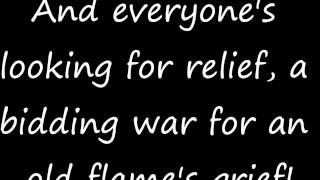 Fall Out Boy- You're Crashing, But You're No Wave Lyrics