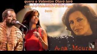 Ana Moura & Bonga - Valentim (Áudio com letra)