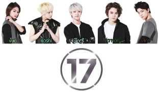 SEVENTEEN (세븐틴) - Jam Jam [Colour coded Hangul/Rom/Eng Lyrics]