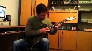 Metallica - Am I Evil (solo cover)