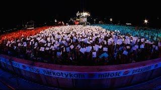 Gest solidarności Przystanku Woodstock z Francją