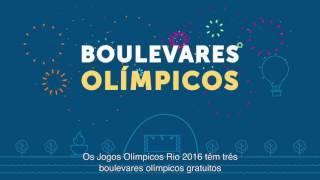 Boulevard Olimpico – O maior live site da história dos Jogos Olímpicos