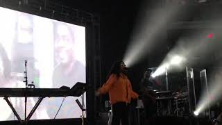 """H.E.R """"As I Am"""" live at Rams Head Live 11-17-18"""
