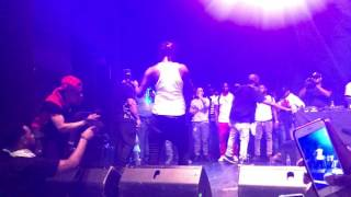 Popcaan - Everything Nice - O2 Institute Birmingham UK Unruly Concert 2017