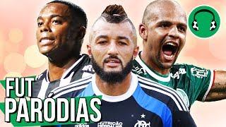 ♫ BRASILEIRÃO TÁ DOIDO DEMAIS | Paródia Caraca, Muleke! - Thiaguinho part. Neymar