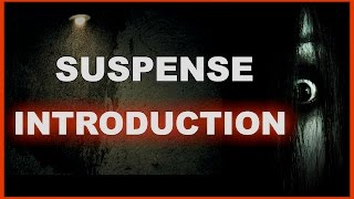 Sound Effects For Introduction Suspense | HQ