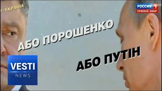 Presidential Elections: Will the Ukrainian People Vote For Poroshenko or Putin?