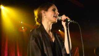 Nina Persson - I can buy you - LIVE PARIS 20141