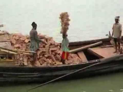 Brick Laborer in Bangladesh