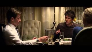 The Amazing Spider-Man - Funny Dinner Scene