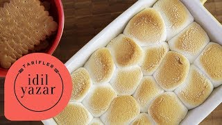 Marshmallow Tatlısı Nasıl Yapılır? (S'mores Dip) - İdil Yazar - Yemek Tarifleri