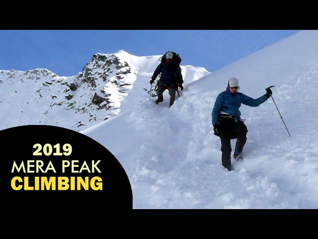 Mera Peak Climb: Chasing The Mera Summit