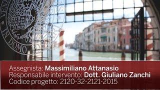 Massimiliano Attanasio racconta la sua ricerca FSE