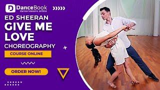 First Dance - Ed Sheeran - Give me love - Choreografia Walca Wiedeńskiego