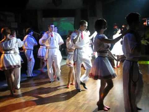 Rueda-Kolomyjka (1). Salsa Fiesta Lviv