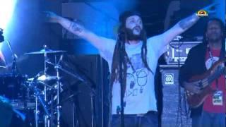 """ALBOROSIE & SHENGEN CLAN """" Herbalist"""" - Live @ ONE LOVE 2011 Wrocław"""