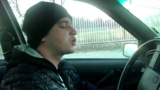 Guy raps Eminem - When the music stops