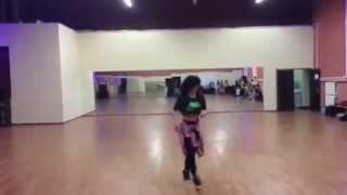 """Indila - """"Derniere danse"""" by Katerina Surkova"""