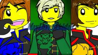 Lego Ninjago (Beautiful Now Ft)
