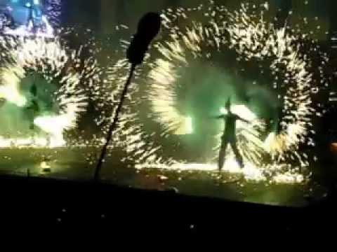"Kiev Fire Fest 2011 – Ukraine, ""Obereg"" team, Simferopol – 3"