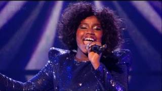Misha B was born to sing  - The X Factor 2011 Live Show 6 - itv.com/xfactor