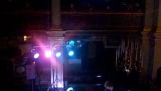 Loney, Dear - 'I Am John' live @ St Giles In The Fields Church, London. Jan 28th 2009