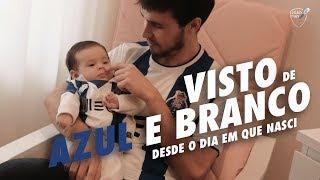 Visto de azul e branco - Super Dragões - João Dias, Guitarra Clássica