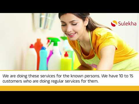 James-Chennai-Home Cleaning, Home Cleaning Services