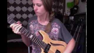 Dream Theater - Pull Me Under (solo cover)
