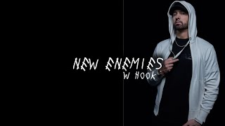 "Eminem x MGK type beat with hook ""New Enemies"" 