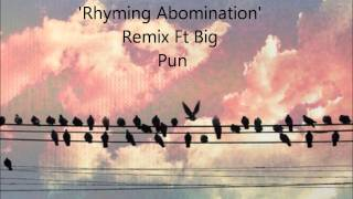 Charlie Parker - 'Rhyming Abomination' Remix Ft Big Pun