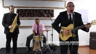 Tive Razão - Seu Jorge - Trio Recepção - Minueto Música para Eventos - BH