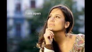 Sarah Schieber - I Am Open