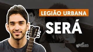 Videoaula Será (aula de violão)
