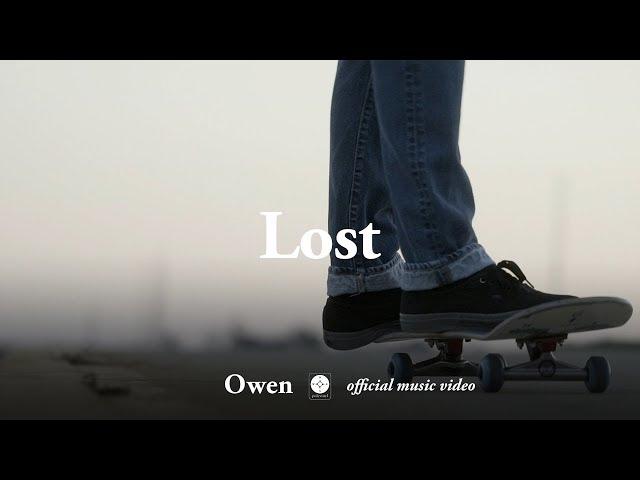 """Vídeo oficial de """"Lost"""" de Owen"""