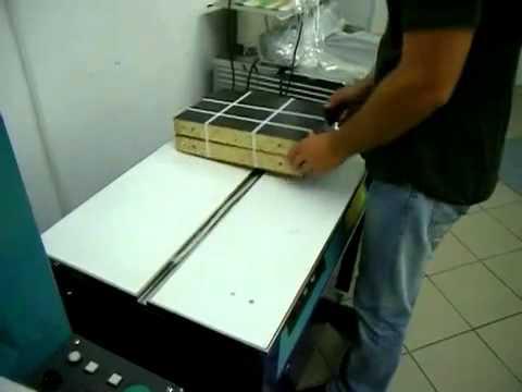 teksa ambalaj koli paketleme makinası