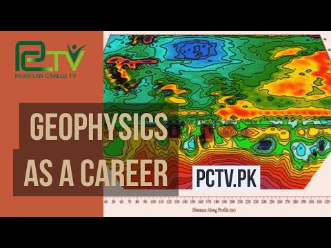 Career In Geophysics