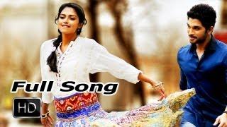 Iddarammayilatho Movie | Run Run DSP Mix Full Song | Allu Arjun Amala Paul width=