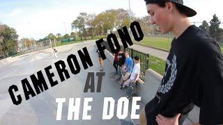 Cameron Fono | Eldo Chills
