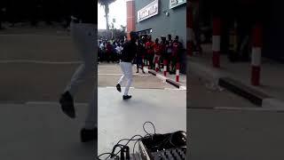 Jah Signal performing Sweetie...