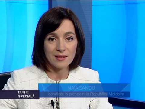 EDITIE SPECIALA - Moldova alege din 11 noiembrie 2016